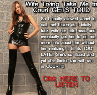 Wife Humiliation