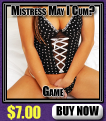 Mistress May I Cum?