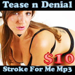 Stop and Go Tease and Denial Guided Masturbation Mp3