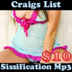 Sissification Series: Part One Craigs List