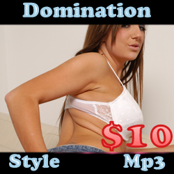 Domination Style: Why I am Different